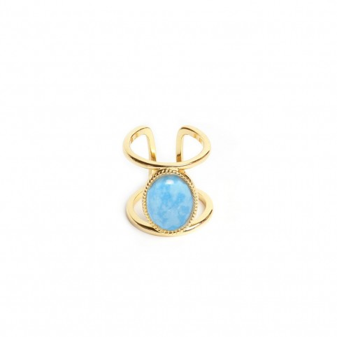 Bague Adrianne Turquoise