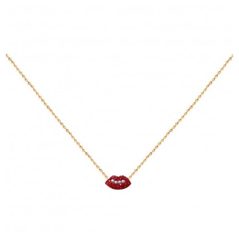Collier Kuchi Mini Lips