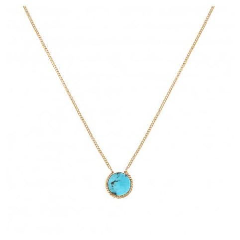 Collier Lady Turquoise
