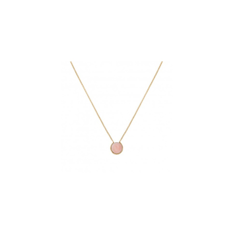 Collier Lady Opale Rose