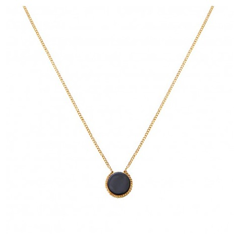 Collier Lady Onyx