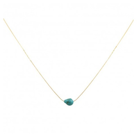 Collier Queen Sea Turquoise