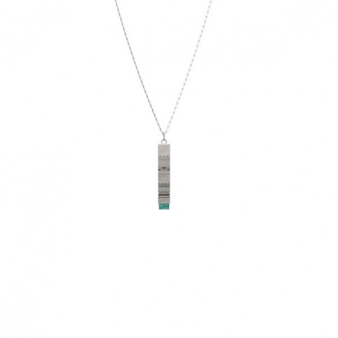 Collier Henko C3 Amazonite