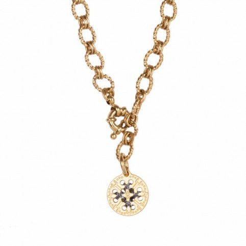 Collier Maille Metal
