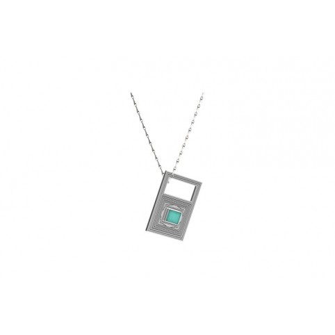 Collier Henko C4 Amazonite