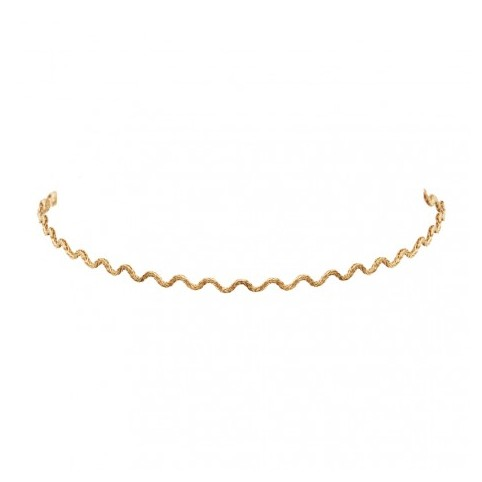 Collier Choker Wave