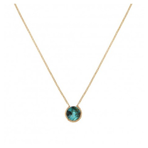 Collier Lady Jaspe Africain