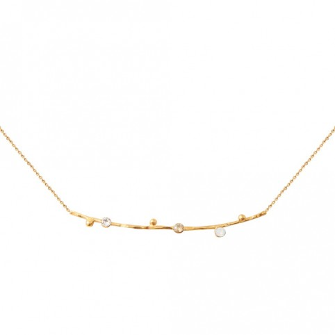 Collier Drib Crystal