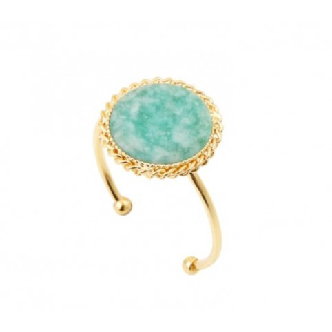 Bague Lady Amazonite