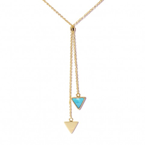 Collier Lorie Turquoise