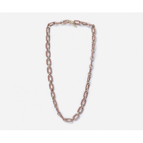 Collier Plaisance Taupe