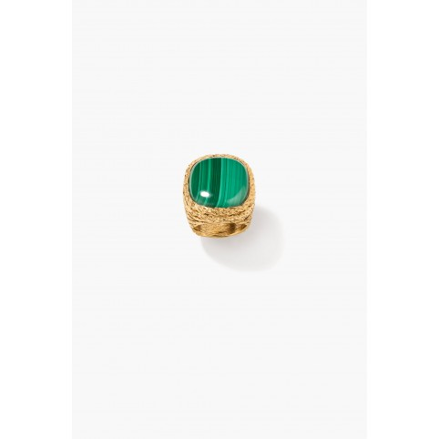 Bague Miki Malachite