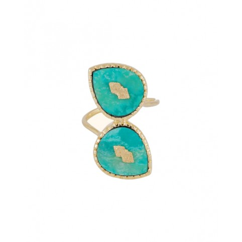Bague Oma Turquoise