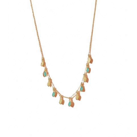 Collier Mali Turquoise