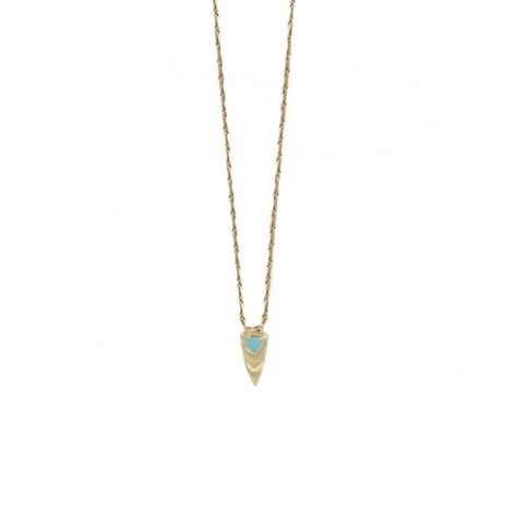 Collier Silan Turquoise
