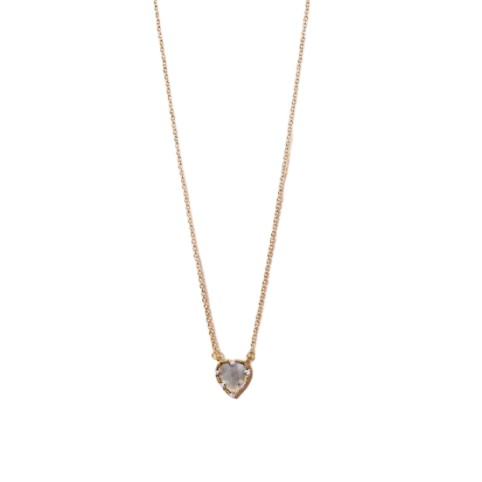 Collier Lima Nacre Rose